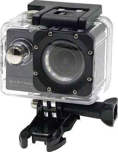 goxtreme enduro black 20148 action cam 2 7k wasserfest. Black Bedroom Furniture Sets. Home Design Ideas