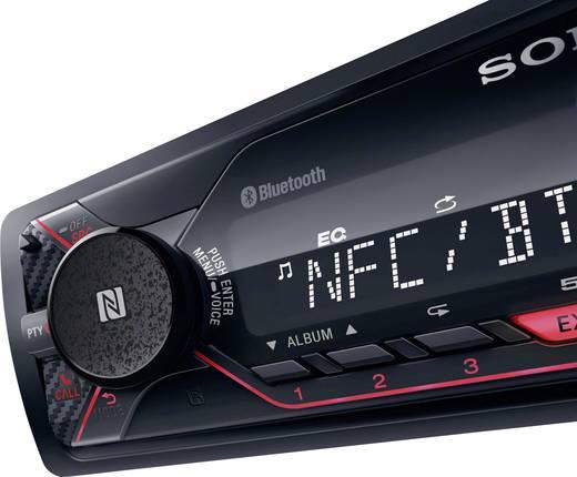 Sony DSX-A410BT Autoradio Bluetooth®-Freisprecheinrichtung