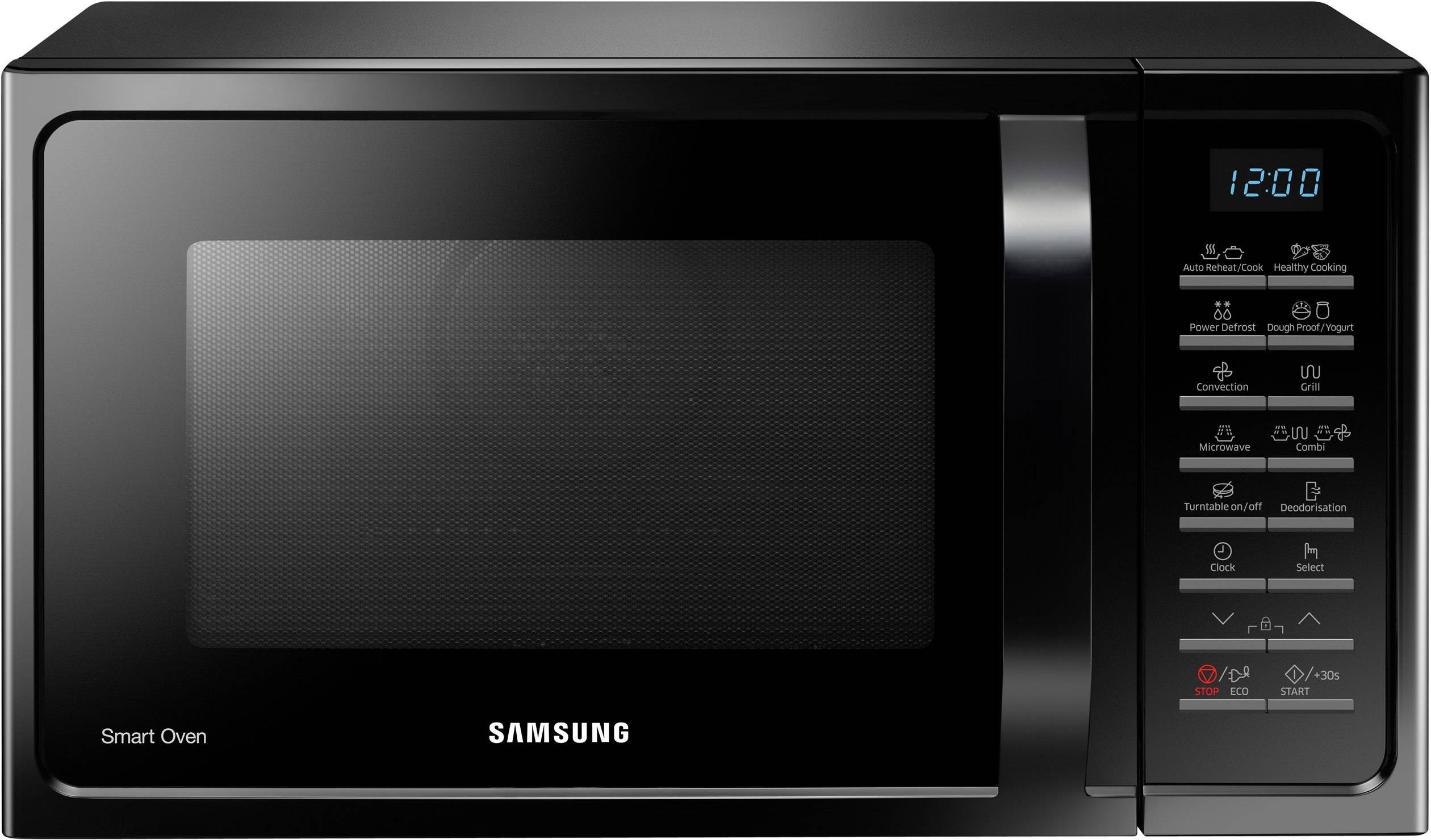Samsung MW5000H Smart Oven Heißluft Ofen 900 W Grillfunktion, Heißluft  Funktion