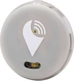 Bluetooth tracker - lokalizační čip TrackR pixel TRA1001GR šedá
