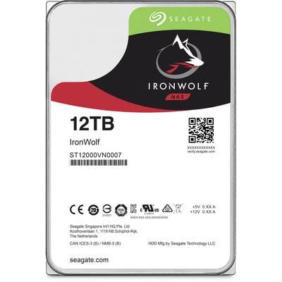 Interne Festplatte 8.9 cm (3.5 Zoll) 12 TB Seagate IronWolf Pro Bulk ST12000NE0007 SATA II Preisvergleich