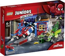 LEGO® JUNIORS 10754 Nombre de LEGO (pièces)125