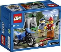 LEGO® CITY 60170 Nombre de LEGO (pièces)37