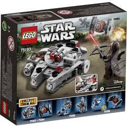 LEGO® STAR WARS™ 75193 Millennium Falcon™ micro fighter