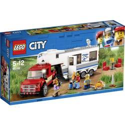Fotografie LEGO® CITY 60182 Pickup & karavanu