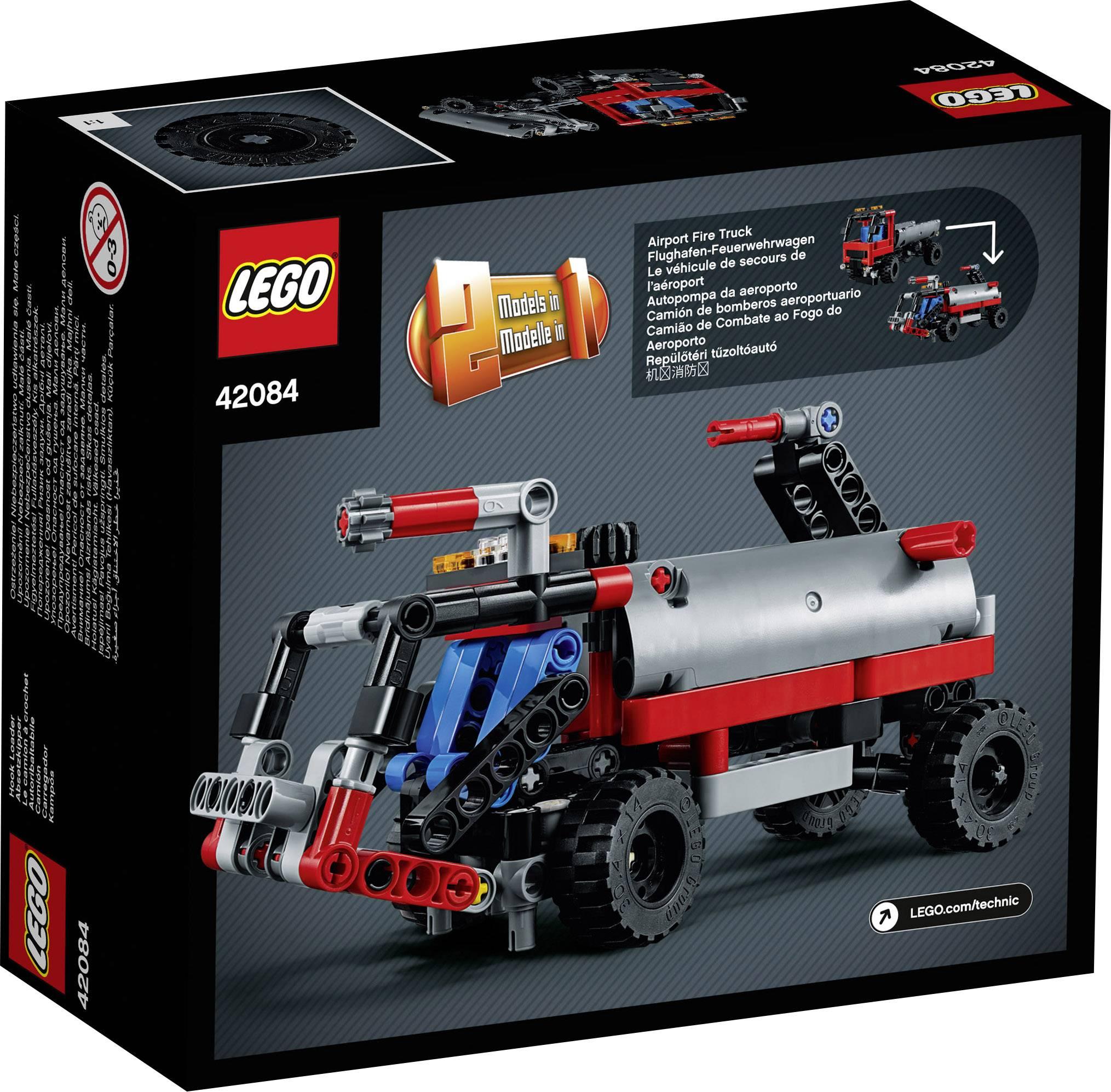 Aeroporto Lego : Lego technic from conrad electronic uk