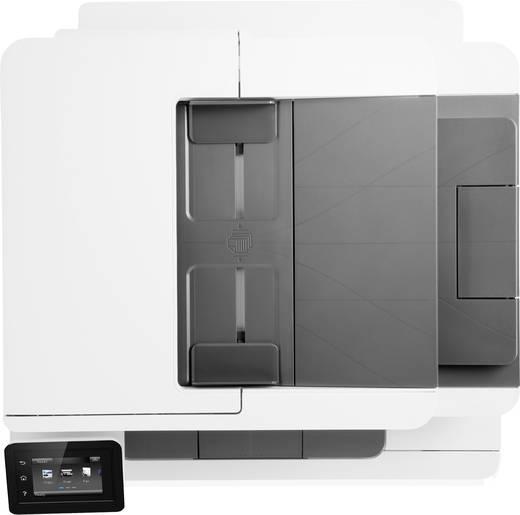 hp color laserjet pro mfp m281fdw farblaser multifunktionsdrucker a4 drucker scanner kopierer. Black Bedroom Furniture Sets. Home Design Ideas