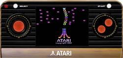Image of Atari Handheld Retro Konsole inkl. installierte Spiele