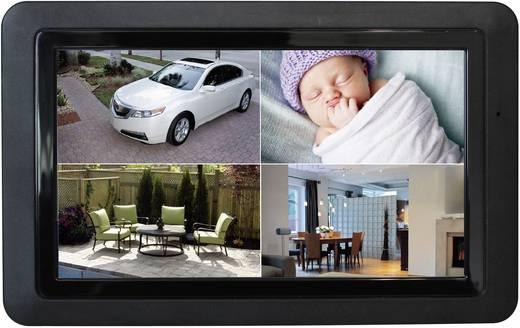funk berwachungskamera set 720 pixel 2 4 ghz switel hs2000. Black Bedroom Furniture Sets. Home Design Ideas