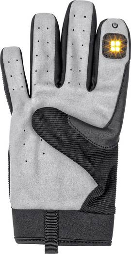 handschuhe blinker handschuh 0500 schwarz lang xl xxl. Black Bedroom Furniture Sets. Home Design Ideas