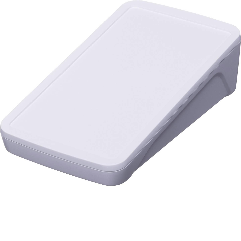 Bopla BOP 900 PH-9016 Pult-Gehäuse 200 x 105 x 53.6 ABS Weiß (RAL 9016) 1 St.