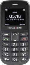 swisstone BBM 516 Senioren-Handy Schwarz