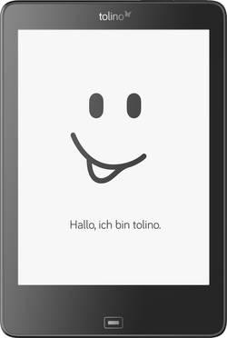 """Čtečka e-knih Tolino EPOS, 19.8 cm (7.8 """")černá"""