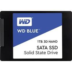 "Interný SSD pevný disk 6,35 cm (2,5 "") WD Blue™ WDS100T2B0A, 1 TB, Bulk, SATA 6 Gb / s"