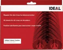 Image of Öl-Blätter für Aktenvernichter Ideal 9000631 18 Blatt