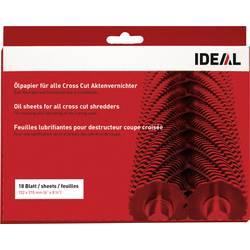 Image of Ideal 9000631 Öl-Blätter für Aktenvernichter 18 Blatt