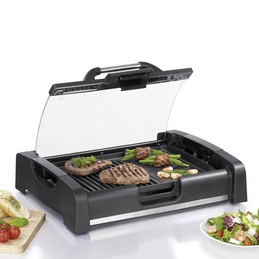 elektro elektro grill gourmetmaxx 07767 schwarz kaufen. Black Bedroom Furniture Sets. Home Design Ideas
