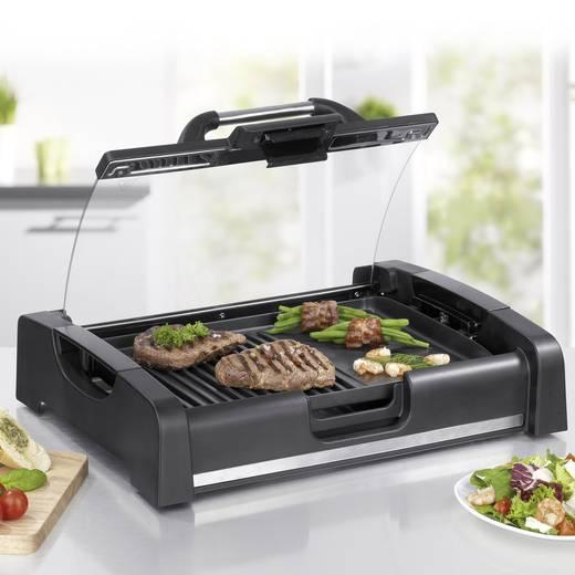 elektro elektro grill gourmetmaxx 07767 schwarz. Black Bedroom Furniture Sets. Home Design Ideas