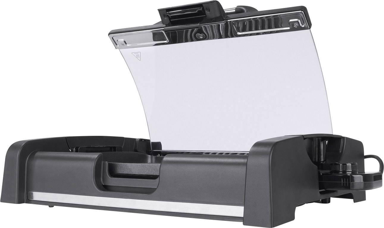 Severin Elektrogrill Smart Line : Severin pg smart line tisch elektro grill mit manueller