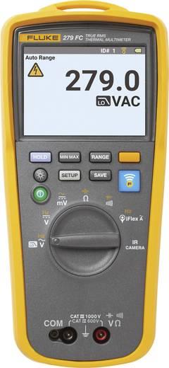 Fluke FLK-279FC PROMO Hand-Multimeter Kalibriert nach: Werksstandard (ohne Zertifikat) integrierte Wärmebildkamera CAT