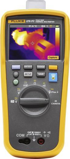 Hand-Multimeter Fluke FLK-279FC PROMO Kalibriert nach: Werksstandard (ohne Zertifikat) integrierte Wärmebildkamera CAT
