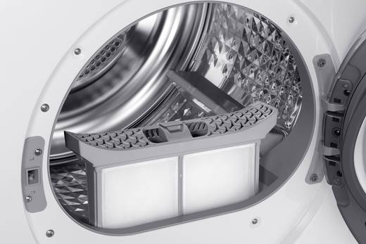 Samsung wärmepumpentrockner dv8am50101w eg 8 kg