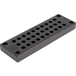 Doštička pre káblové priechodky LAPP SKINTOP® MULTI Version 3, Ø 6 mm, IP68, polykarbonát, 1 ks