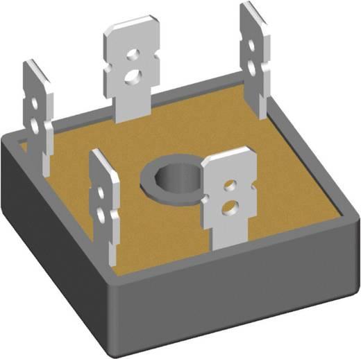 Brückengleichrichter IXYS VUO36-16NO8 FO-B 1600 V 27 A Dreiphasig