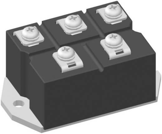 Brückengleichrichter IXYS VUO62-16NO7 PWS-D 1600 V 63 A Dreiphasig