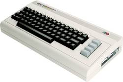 Retro herní konzole C64 mini
