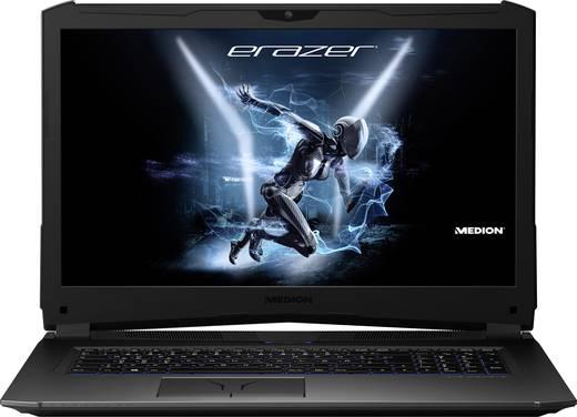 Medion ERAZER X7857 43.9 cm (17.3 Zoll) Notebook Intel Core i7 32 GB DDR4-RAM 2048 GB HDD 512 GB SSD Nvidia GeForce GTX
