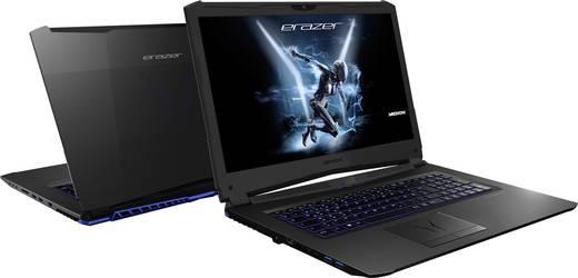 Medion ERAZER X7857 43.9 cm (17.3 Zoll) Notebook Intel Core i7 32 GB 2048 GB HDD 512 GB SSD Nvidia GeForce GTX1070 Windo