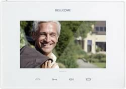 Kabelový domovní video telefon - vnitřní jednotka Bellcome VTM.7S402.BLW04, bílá