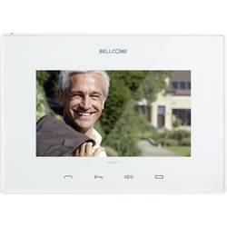 Káblový domové videotelefón - vnútorná jednotka Bellcome VTM.7S402.BLW04, biela