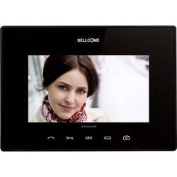 Káblový domové videotelefón Bellcome VTA.7S902.BLB04, čierna