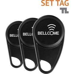Image of Bellcome SET.TAG.BLC.2S0 Video-Türsprechanlage Transponder Schwarz