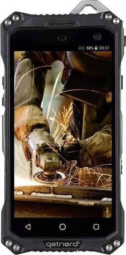 getnord onyx outdoor smartphone dual sim 16 gb 11 9 cm 4. Black Bedroom Furniture Sets. Home Design Ideas