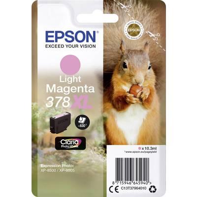 Epson Tinte T3796, 378XL Original Light Magenta C13T37964010 Preisvergleich
