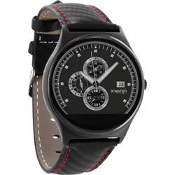 Smart hodinky X-WATCH Qin XW Prime II, čierna