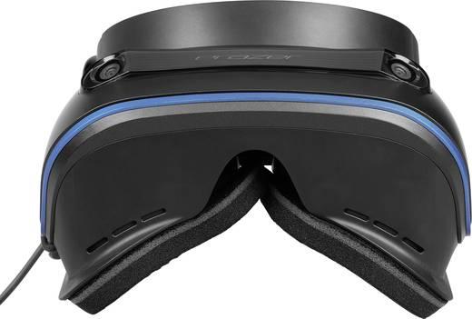 Medion ERAZER X1000 Schwarz Virtual Reality Brille inkl. Controller