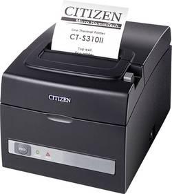 Image of Citizen Office CT-S310II Bon-Drucker Thermodirekt 203 x 203 dpi Schwarz USB, RS-232, Cutter