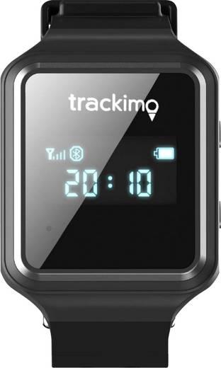 Trackimo Watch 2G GPS Tracker Personentracker Schwarz