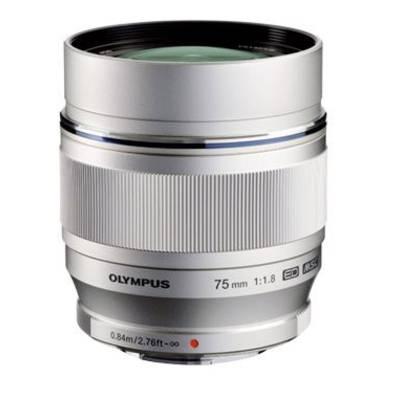 Standard-Objektiv Olympus M.ZUIKO Digital ED f/22 - 1.8 75...