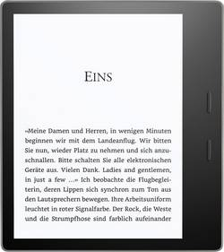 "Čtečka e-knih amazon All New Kindle Oasis, 17.8 cm (7 "")grafit"