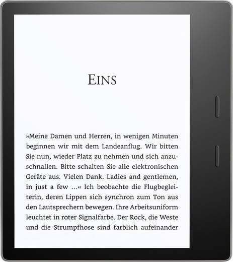 eBook-Reader 17.8 cm (7 Zoll) amazon All New Kindle Oasis Graphit