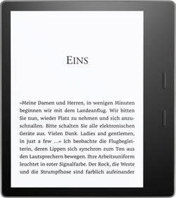 Liseuse 17.8 cm(7 pouces ) amazonAll New Kindle Oasisgraphite