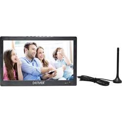 """Přenosná TV 25.6 cm 10 """" Denver LED-1031 černá"""