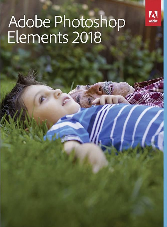 1 Lizenz Mac Windows Bildbearbeitung Adobe Photoshop Elements 2018 Upgrade