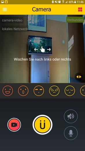 WLAN IP Überwachungskamera 1280 x 720 Pixel Joy-it JT-CAM