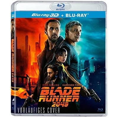 blu-ray Blade Runner 2049 (3D+2D) Preisvergleich
